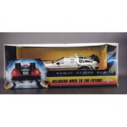 Back to the Future Diecast Model 1/18 1983 DeLorean