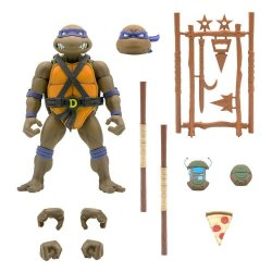 Teenage Mutant Ninja Turtles Ultimates Action Figure Donatello 18 cm