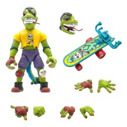 Teenage Mutant Ninja Turtles Ultimates Action Figure Mondo Gecko 18 cm