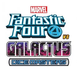 Marvel Dice Masters: Fantastic Four vs Galactus *English Version*