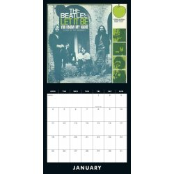 The Beatles Collector's Edition Record Sleeve Calendar 2021 *English Version*