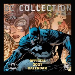 Batman Comics Calendar 2021 *English Version*