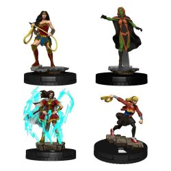 DC Comics HeroClix Battlegrounds: Wonder Woman 80th Anniversary *English Version*