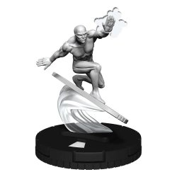 Marvel HeroClix Deep Cuts Unpainted Miniature Silver Surfer Case (4)