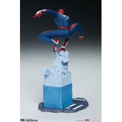 Marvel's Spider-Man Statues 1/12 Spider-Man, Rhino & Scorpion 17 cm