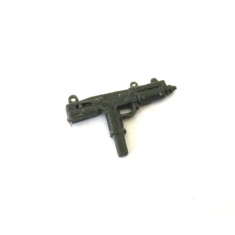 GI Joe – Accessory Pack 5 Gray Submachine Gun
