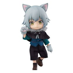 Original Character Nendoroid Doll Action Figure Wolf: Ash 14 cm