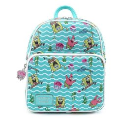 SpongeBob SquarePants by Loungefly Backpack Jelly Fishing