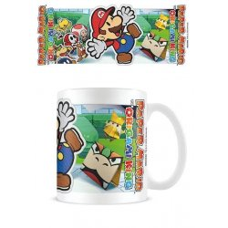 Paper Mario Mug Scenery Cut Out