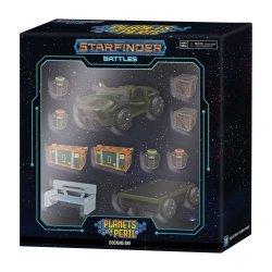 Starfinder Battles: Planets of Peril - Premium Set: Docking Bay
