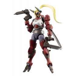 Hexa Gear Plastic Model Kit 1/24 Governor Light Armor Type Rose 1.5 Ver. 7 cm