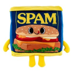 Spam Plush Figure Spam Can 18 cm