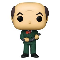 Clue POP! Movies Vinyl Figure Mr. Green w/Lead Pipe 9 cm