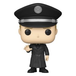 Starship Troopers POP! Movies Vinyl Figure Carl Jenkins 9 cm