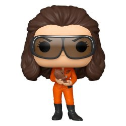 V POP! TV Vinyl Figure Diana in Glasses w/Rodent 9 cm