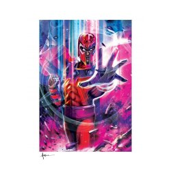Marvel Art Print Magneto 46 x 61 cm - unframed
