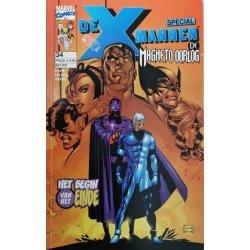 De X Mannen Special 34 De Magneto Oorlog