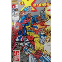 De X Mannen 132 ...de Morlocks veroveren Manhattan!