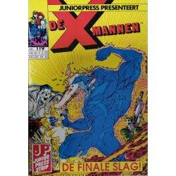 De X Mannen 119 De Finale Slag!