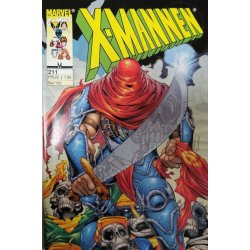 De X Mannen 211