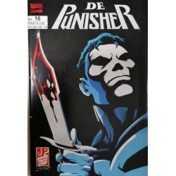 The Punisher 16 (Dutch)