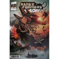 Transformers GI Joe 1
