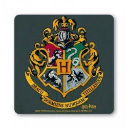 Harry Potter - Hogwarts Logo - Coaster