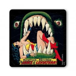 DC - Wonder Woman - Jaws Of The Leviathan - Coaster