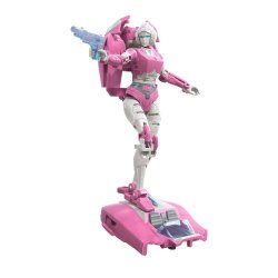 Transformers Generations War for Cybertron: Earthrise Action Figures Deluxe - Arcee