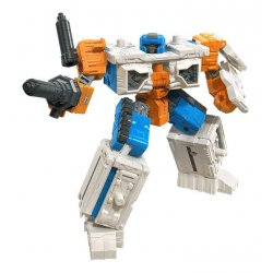 Transformers Generations War for Cybertron: Earthrise Action Figures Deluxe - Airwave