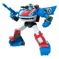 Transformers Generations War for Cybertron: Earthrise Action Figures Deluxe - Smokescreen