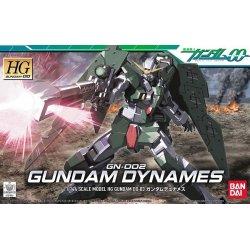 Gundam - GN-002 Gundam Dynames HG00 1/144
