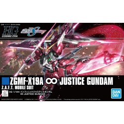 Gundam - ZGMF-X19A ∞ (infinite) Justice Gundam HGCE 1/144