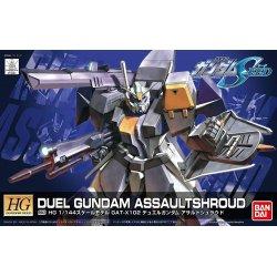 Gundam - GAT-X102 Duel Gundam Assault Shroud HGCE 1/144
