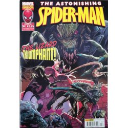 The Astonishing Spider-Man 92