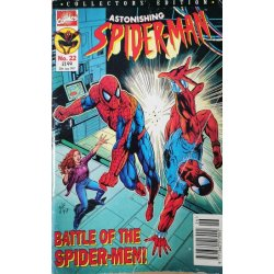 The Astonishing Spider-Man 22