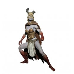 Court of the Dead Action Figure Kier First Sword of Death 10 cm