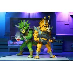 Teenage Mutant Ninja Turtles Action Figure 2-Pack Captain Zarax & Zork 18 cm