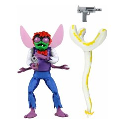 Teenage Mutant Ninja Turtles: Turtles in Time Ultimate Action Figure Cartoon Metalhead 18 cm