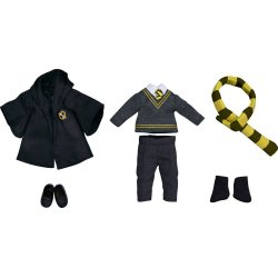 Harry Potter Parts for Nendoroid Doll Figures Outfit Set (Hufflepuff Uniform - Boy)