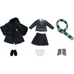 Harry Potter Parts for Nendoroid Doll Figures Outfit Set (Slytherin Uniform - Girl)