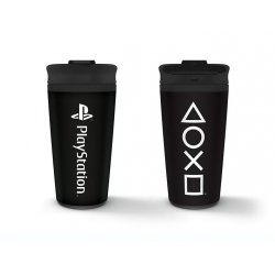 Sony PlayStation Travel Mug Onyx