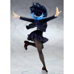 SSSS.Gridman PVC Statue 1/7 Rikka Takarada School Uniform Ver. 22 cm
