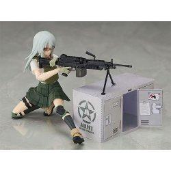 Little Armory Figma Action Figure Ai Nishibe 13 cm
