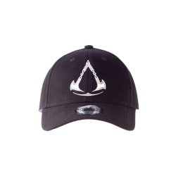 Assassin's Creed Valhalla Curved Bill Cap Metal Symbol