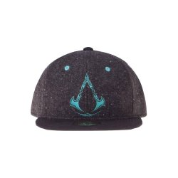 Assassin's Creed Valhalla Snapback Cap Logo