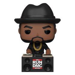 Run DMC POP! Rocks Vinyl Figure Jam Master Jay 9 cm
