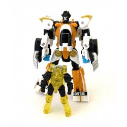 Transformers: Power Core Combiners - Commander 2-packs: Leadfoot with Pinpoint