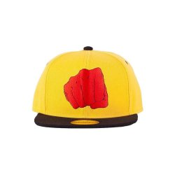 One Punch Man Snapback Cap Fist