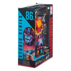 Transformers: Studio Series: Voyager Class - Autobot Hot Rod (The Transformers: The Movie)